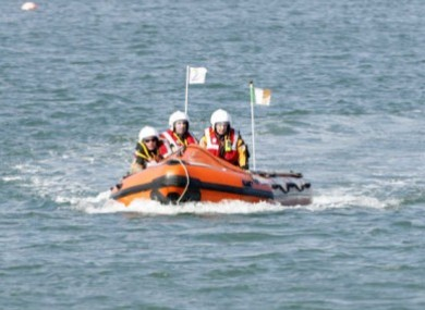 File photo of the Irish Coast Guard