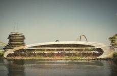 Hey, Real Madrid are building a $1 billion space-age island resort in the UAE