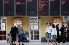 Iarnród Éireann hails 'record punctuality' in first quarter of 2012