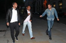 Blame it on the Bébé: Besiktas dump United star into reserves after late-night disco