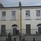 The house before work began in Inchicore. The new owners hope to move in this summer.
