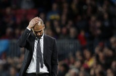 Guardiola to leave Barcelona