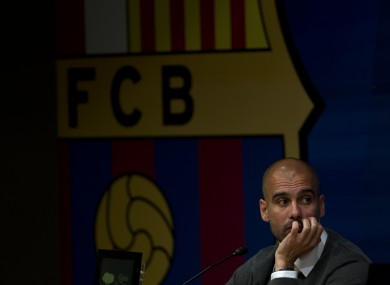 This is the end: Guardiola leaves Barcelona... for now