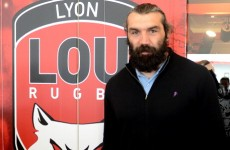 Chabal opts for Lyon switch
