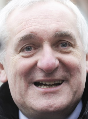 Bertie Ahern (File photo)