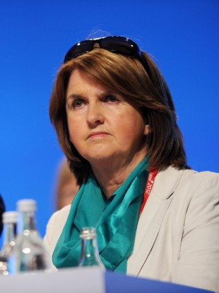 Minister Joan Burton