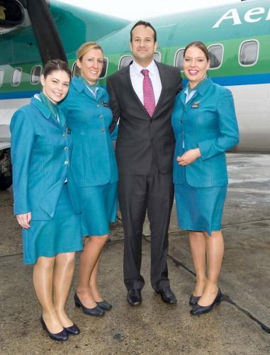 aer lingus flight attendant pay