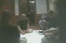 Video: Monks resign after footage shows them gambling and drinking