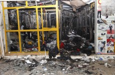 Fertiliser bomb blamed for Kenyan blast