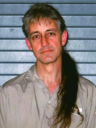 March 2008 photo of federal prisoner Keith Russell Judd, 49.