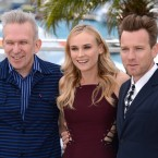 Jean Paul Gaultier, Diane Kruger and Ewan McGregor