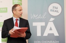 Martin calls for Taoiseach to meet with president-elect Hollande