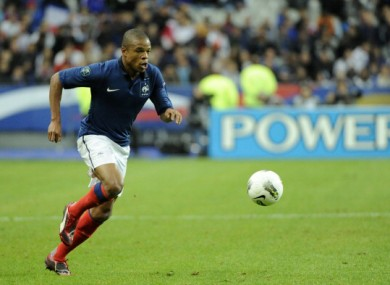 Loic Remy: facing a fight for fitness.