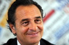 Italy ready to surprise at Euro 2012, manager Cesare Prandelli warns