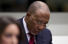 Charles Taylor jailed for 50 years for war crimes