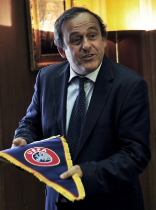 Michel Platini: unbiased.
