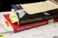 Fifty Shades of Grey outstrips Harry Potter as UK's fastest-selling novel