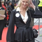 Joely Richardson ahead of tonight's event. Photo: Sasko Lazarov /Photocall Ireland