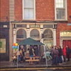 The Dublin pharmacy Sweny which is featured in Ulysses.