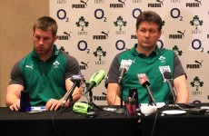 Sean O'Brien: Cut down our errors and we can push the All Blacks hard