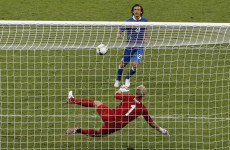 Peerless Pirlo and seven other 'Panenka' penalties