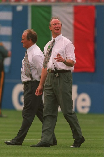 Empics2,Ireland v Norway .... Soccer World Cup 94