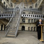 #9 Kilmainham Gaol - 294,095 visitors (Photo Photocall Ireland)