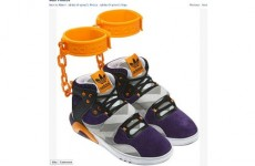 Adidas scraps outrageous 'shackle sneakers'