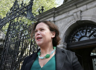 Mary Lou McDonald