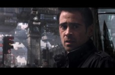TRAILER: First look at Total Recall starring Colin Farrell