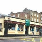 The vacant Stout Bar in Rathmines which sold for €835,000