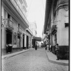1901: Havana Street (Library of Congress, Prints & Photographs Division)