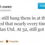 Michael Owen is still a top class player, according to Michael Owen.