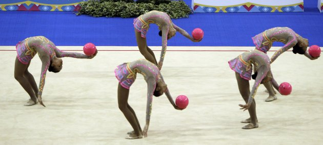 Pan American Games Gymnastics