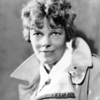 An undated file photo shows American aviatrix Amelia Earhart.  A .2 million expedition is hoping to finally solve one of America's most enduring mysteries. What happened to famed aviator Amelia Earhart when she went missing over the South Pacific 75 years ago?   (AP Photo, File)
