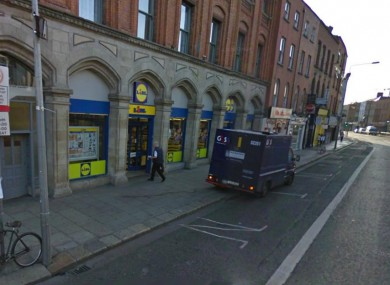 File image: Lidl on Thomas Street