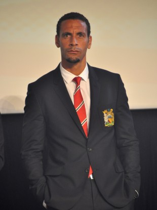 Rio Ferdinand: has until Thursday to answer the charge.