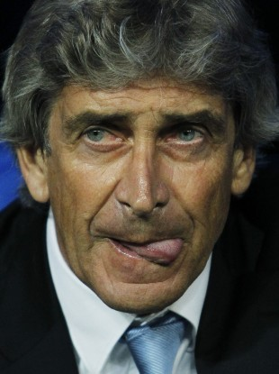 Malaga's Manuel Pellegrini hopes financial distractions won't harm his sides Champions League hopes.