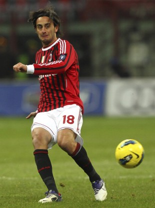 Alberto Aquilani: on the move again.