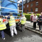 Residents of up to 1,400 premises in Clontarf are still being warned not to drink their tapwater after routine testing found contamination. (Photo: Sasko Lazarov/Photocall Ireland)