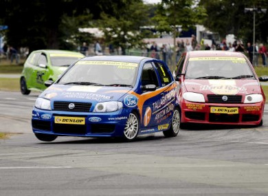 File photo of the Phoenix Park Motor Races