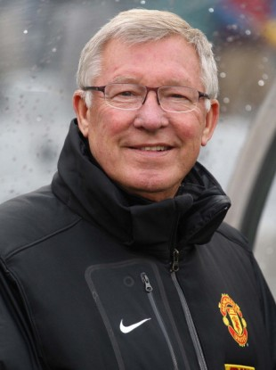 Alex Ferguson: done deal. 