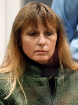 March 2004 file photo of Michelle Martin.