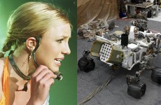 Tweets: The Mars Curiosity Rover has a chat with Britney Spears