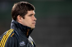 Eamonn Fitzmaurice ratified as new Kerry manager