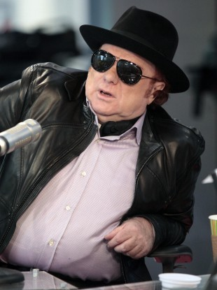 Van Morrison plays Dublin tonight