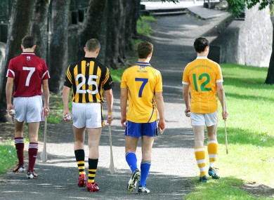 Minor hurlers from Clare, Antrim, Kilkenny and Galway ponder their looming semi-finals.