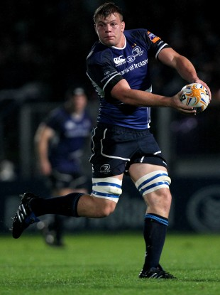 Jordi Murphy is one of the less experienced players to feature for Leinster.