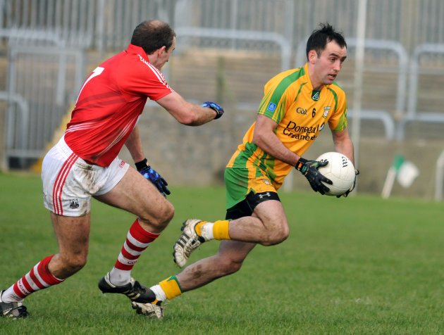 Karl Lacey and Paudie Kissane 4/3/2012