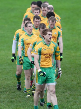 Corofin will put their Galway senior football crown on the line this weekend.